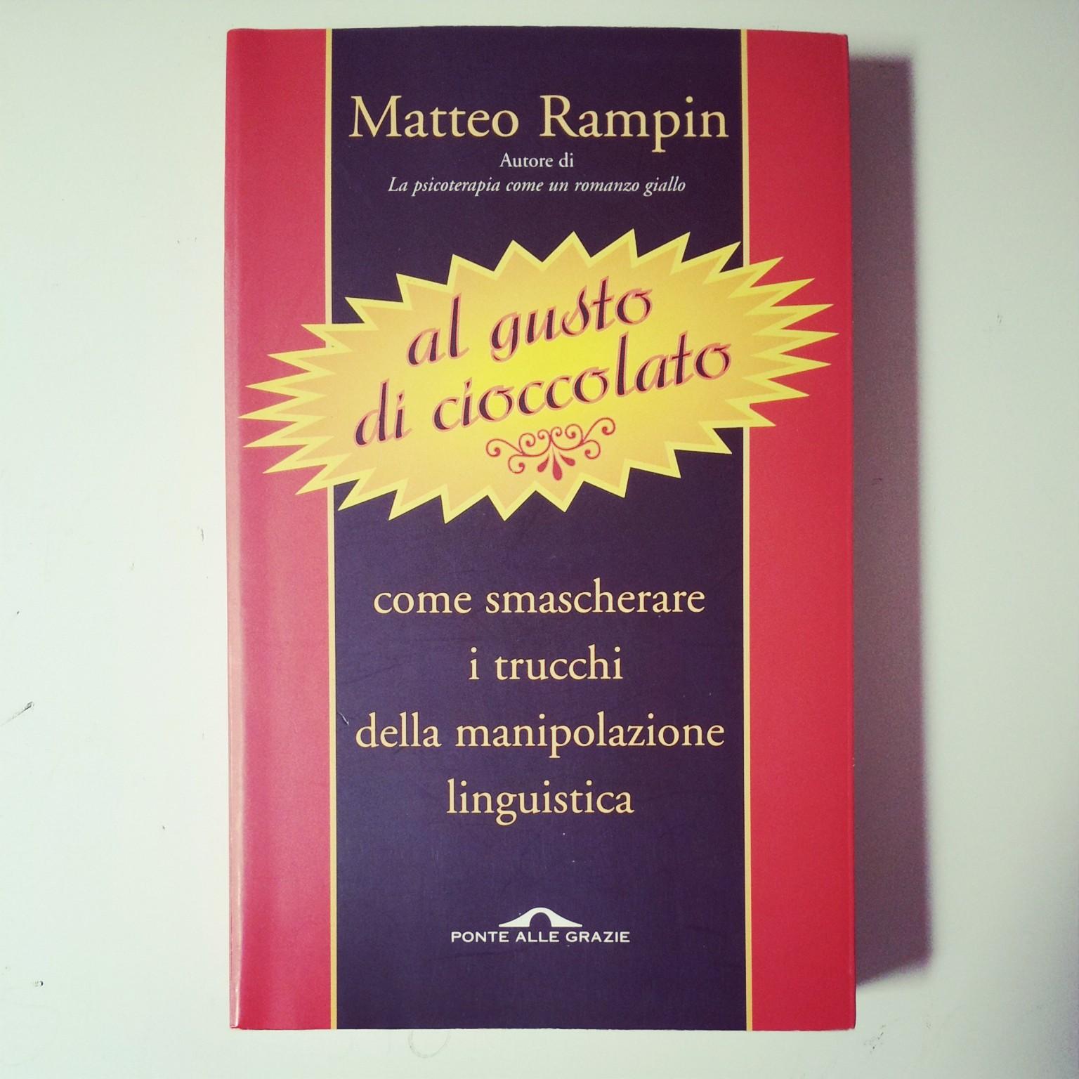 Al gusto di cioccolato Matteo Rampin