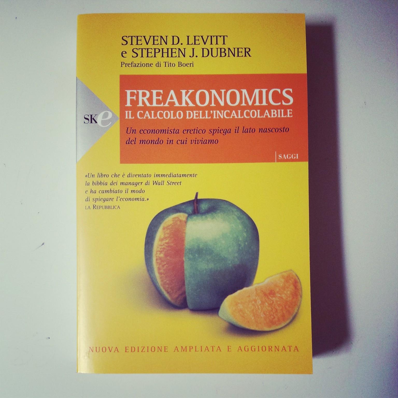 Freakonomics Levitt
