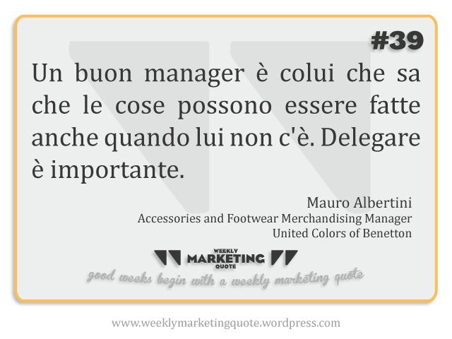 Citazione 39 Mauro Albertini