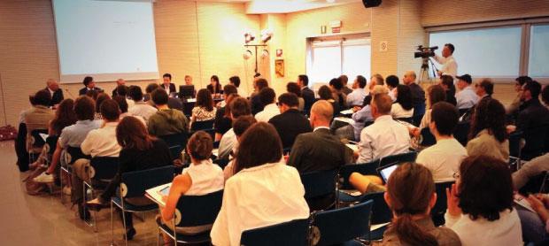 Conferenza Moca presso Confindustria Venezia