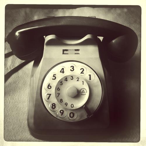 Alfabeto telefonico