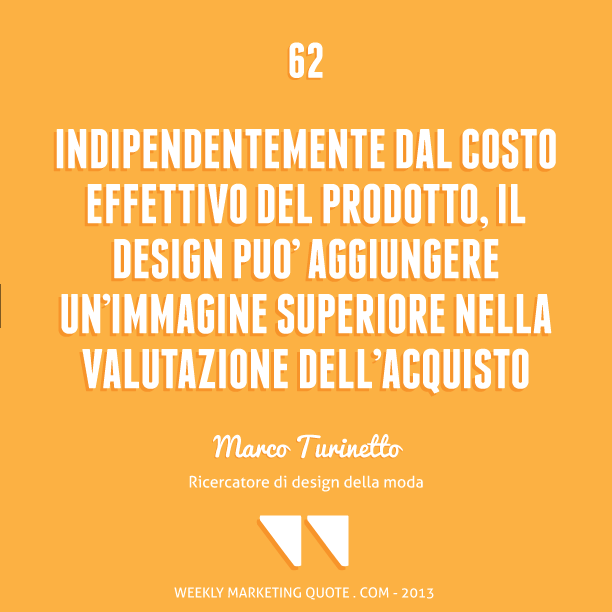 citazione di marketing marco turinetto