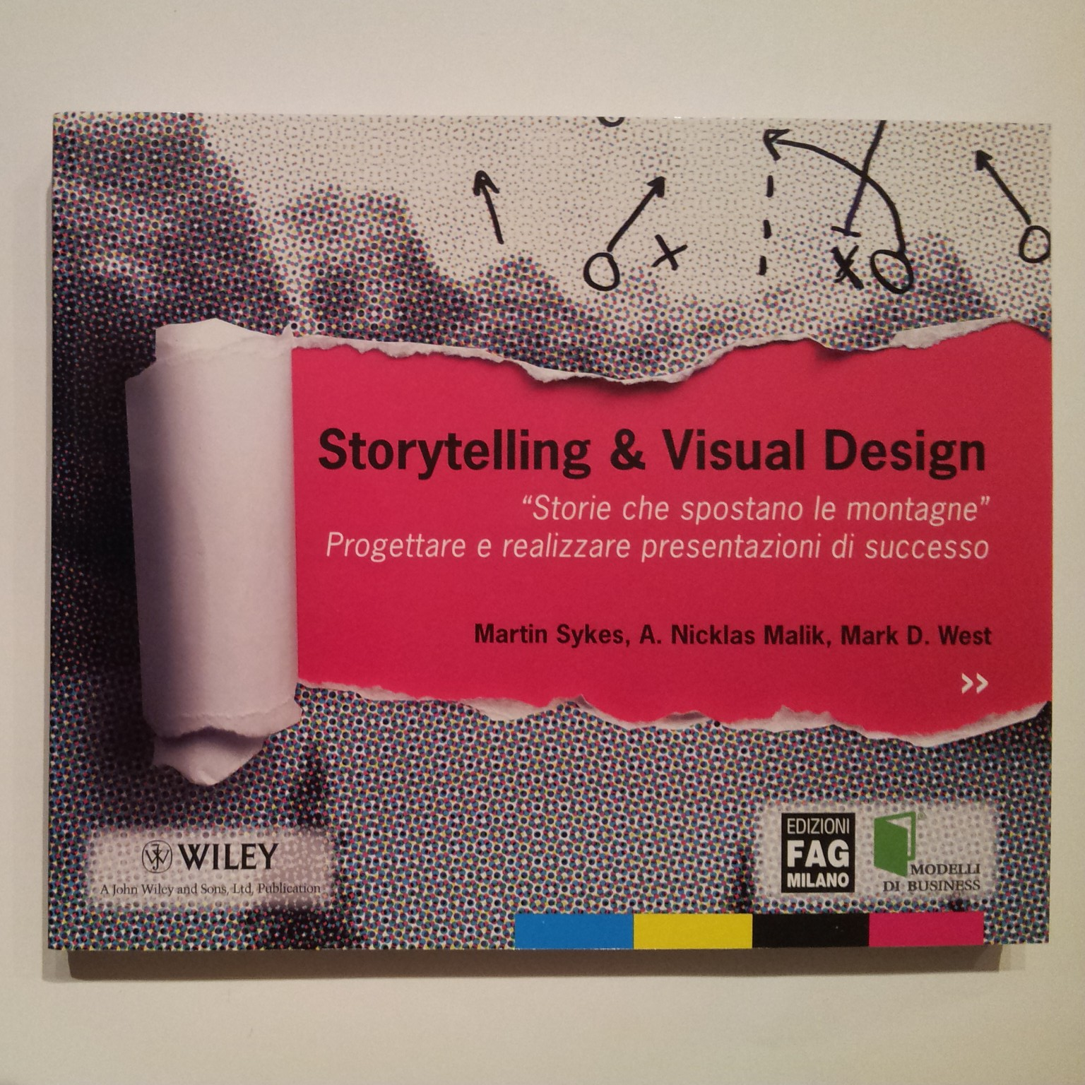 storytelling e visual design weekly marketing quote